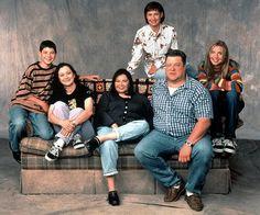 Roseanne...still watch this sometimes
