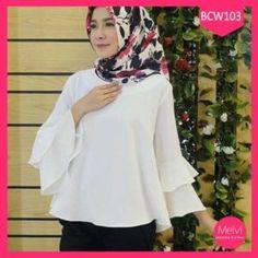 Fashion Blouse Edition White Terbaru