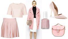 Shop the trend: Blush pink will change your wardrobe via @stylelist