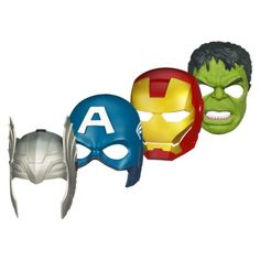 Marvel Avengers Mask Collection