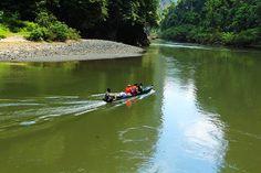 Menyibak Keindahan Krueng Teunom Aceh Jaya Boat, Tours, Rain, Travel, Rain Fall, Dinghy, Viajes, Boats, Destinations