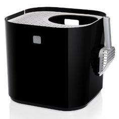ModKat Cat Litter Box - Black