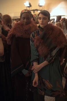 I'm Isola Marras Fall Winter 2016 Backstage  'Is love perhaps everything for me? Everything, just in another way. Love is life, the main thing. From love come verses and actions. Love is the heart of everything. If the heart stops its work, everything else dies, becomes superfluous, without purpose. But while it works it cannot manifest itself in everything.' says the verse of one of Vladimir Majakovskij's letters to Lilija Brik. #isolamarras #fw16 #mfw ph. Andrea Baioni…