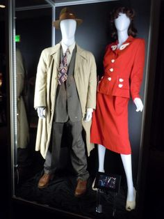 Original costumes featured in Who Framed Roger Rabbit
