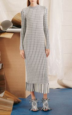 Proenza Schouler Pre-Fall 2015 Trunkshow Look 11 on Moda Operandi