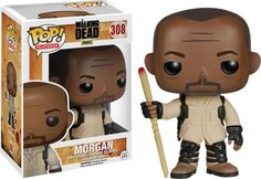 The Walking Dead - Morgan Pop! Vinyl Figure