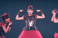 ax-metal wing — BABYMETAL Gimme Chocolate! in Legend 2015. I like...