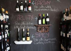 Market Guide Wine, beer and spirits Wine Shop Interior, Cafe Interior Design, Drink Display, Bottle Display, Bottle Shop, Wine Rack Wall, Wine Wall, Wine And Liquor, Wine And Beer