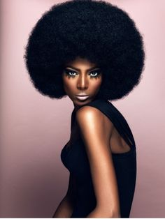 A Dose of Inspiration from a Beauty in the Natural Hair Community