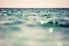 'Together let us look deeply at a wave in the ocean. It lives its life of a wave, but lives the life of water at the same time. If the waves were able to turn toward itself and touch its substance, which is water, then it would be able to attain nonfear and nirvana.' true love, thich nhat hanh