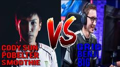 Doublelift Vs Bjergsen Na Ranked Solo (Cody Sun, Pobelter, Smoothie, Gri...