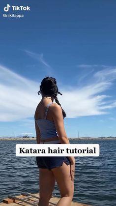 katara hair tutorial by @nikitappa