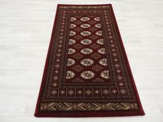 Top Quality Traditional Turkish Rug Size: 80 x 150cm