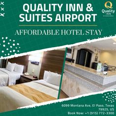 Choice Hotels, Affordable Hotels, Hotel Stay, Amusement Park, Book, Breakfast, Furniture, Home Decor, El Paso