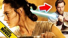 Rey Kenobi Theory (Who Is Rey?) - STAR WARS THE FORCE AWAKENS