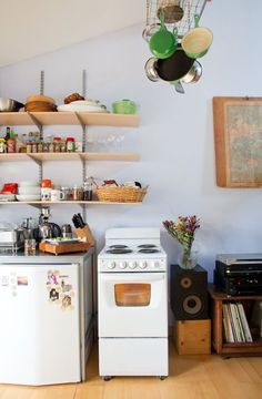 5 Lessons I Learned from My 10-Square-Foot Kitchen — Life in the Kitchen | Tiny Homes