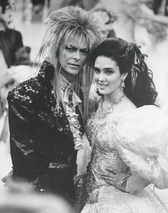 This is beautiful. Labyrinth, 1986.