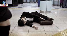 Casos trágicos de morte por excesso de trabalho (karoshi) continuam acontecendo no Japão, um problema de difícil solução.