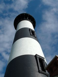 New Bern Lighthouse, Outerbanks - D. Orr