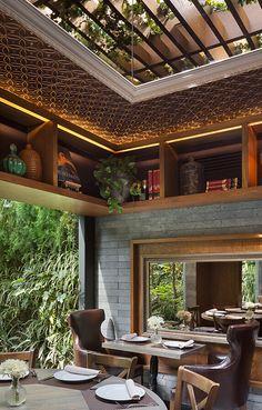 Design - Sylvestre Restaurant, Mexico City by Sordo Maldaleno Arquitectos