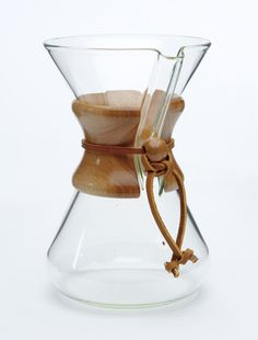 have a chemex (also thrifted) that i have been waiting to bust out. because coffee making should be beautiful.