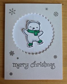 There's a Card for That: Happy Holidays Series | Spinning Bear ft. Lawn Faw...