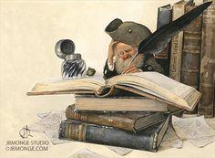 Jean-Baptiste Monge jbmonge | Illustrator Character Designer | Canada