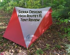 Sierra Designs High Route I FL Tent Review - https://sectionhiker.com/sierra-designs-high-route-i-fl-tent-review/