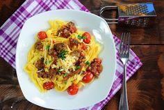 Kenzo Fco Fotografia Gastronômica: Talharim com Ragu de Javali