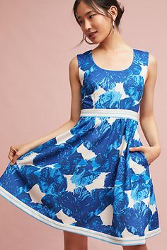 Anthropologie Pacifica Dress