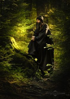 Orthodox monk.