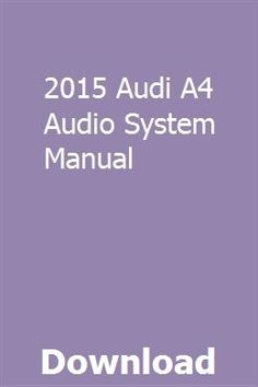 Car & Truck Manuals Parts & Accessories 2015 Ford Focus Owners ...