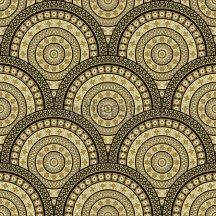 Seamless abstract background - pattern for continuous replicate.