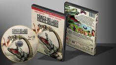 Pânico No Lago - Projeto Anaconda - Capa - Capa | VITRINE - Galeria De Capas - Designer Covers Custom | Capas & Labels Customizados