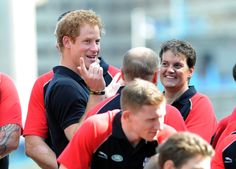 Prince Harry Photos - Unveiling of British Armed Forces Team - Zimbio