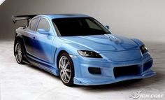 The Fast and the Furious: Tokyo Drift: Neela's RX-8