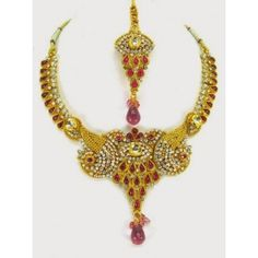 #Bollywood necklaces -  Rs 1,578.00