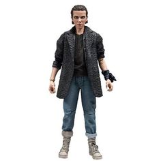 Stranger Things Punk Eleven Action Figure Season 2 McFarlane Toys HHN 2019 for sale online Stranger Things Netflix, Serie Stranger Things, Stranger Things Aesthetic, Stranger Things Season, Stranger Things Halloween Costume, Halloween Costumes, Halloween 2020, Halloween Ideas, Netflix Series