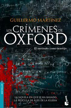 Los Crímenes de Oxford, que malísima es la película, pero la novela está muy bien.