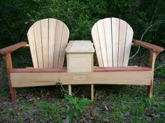 Adirondack Rocking Chair RETROFIT Kit Plans for the Grandpa Chair - DWG files for CNC machines - Decoration Fireplace Garden art ideas Home accessories Plans Chaise Adirondack, Teak Adirondack Chairs, Adirondack Rocking Chair, Outdoor Chairs, Outdoor Decor, Wood Chairs, Rocking Chairs, Cnc, Rustic Chair