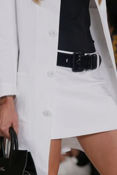 Ralph Lauren Spring 2014 Ready-to-Wear Fashion Show White Fashion, Urban Fashion, Love Fashion, Fashion Beauty, Womens Fashion, Looks Style, My Style, Style Box, Street Chic