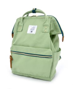 20 Best 100% AUTHENTIC ANELLO Polyester Canvas Backpack Rucksack ... 36bf25101656f