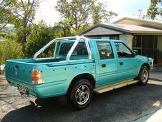 Holden Rodeo, Swat, 4x4, Federal, Cottage House Designs, Off Road Cars, Pickup Trucks, Swimming