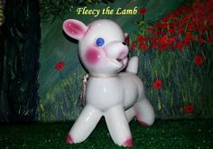 Fleecy the Lamb
