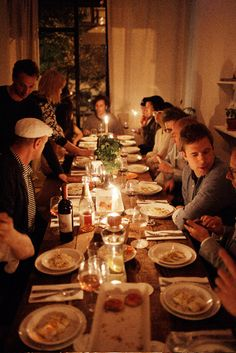 Tasca dinner by Apartamento