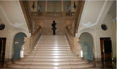 El Palacio de la Legislatura de la Ciudad Autónoma de Buenos Aires. Escalera de honor