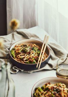 Love Food, A Food, Food And Drink, Vegan Food, Veggie Recipes, Vegetarian Recipes, Healthy Recipes, Confort Food, How To Cook Quinoa