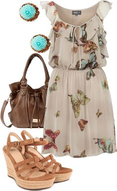 """For A Week"" by carleey on Polyvore"