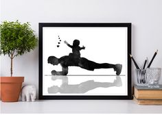 Father and baby print, Elbow plank art, Baby sitting on fathers back, Fathers day gift, Black watercolor, Funny wall art, Instant download Hippie Home Decor, Gothic Home Decor, Unique Home Decor, Cheap Home Decor, Dog Mom Gifts, Fathers Day Gifts, Funny Wall Art, Family Wall Decor, Father And Baby