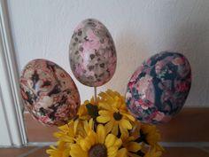 Ostern, Ostereier wetterfest, Gartendeko,Geschenkidee
